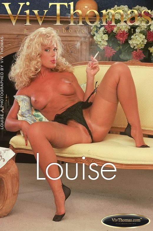 Louise A - `Louise` - by Viv Thomas for VT ARCHIVES