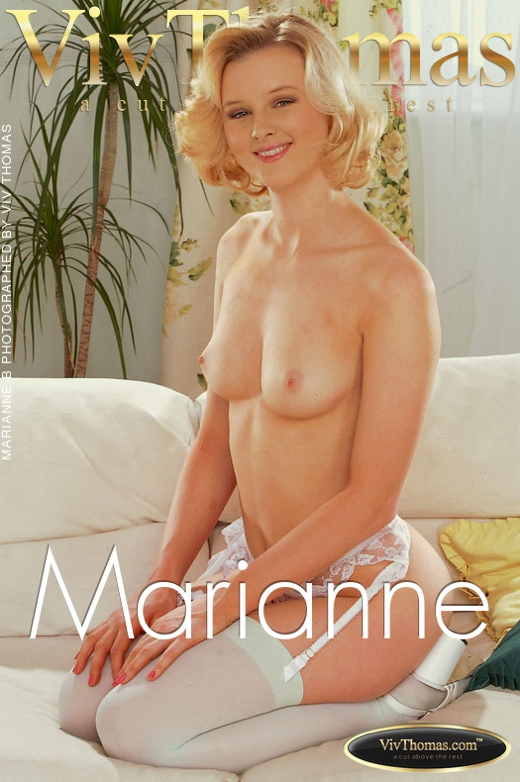Marianne B - `Marianne` - by Viv Thomas for VT ARCHIVES