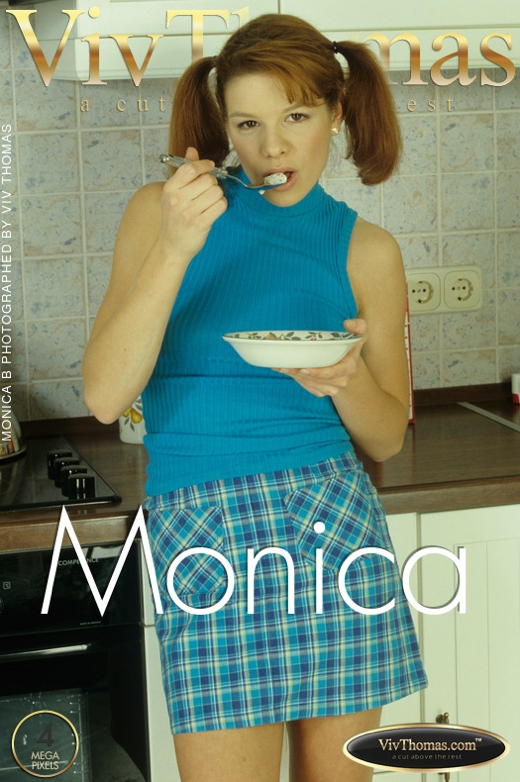 Monica B - `Monica` - by Viv Thomas for VT ARCHIVES