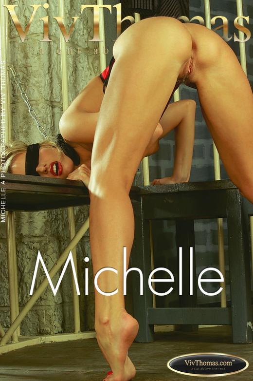 Michelle A - `Michelle` - by Viv Thomas for VT ARCHIVES