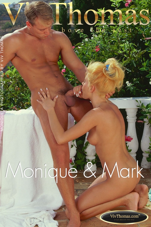 Monique A - `Monique & Mark` - by Viv Thomas for VT ARCHIVES