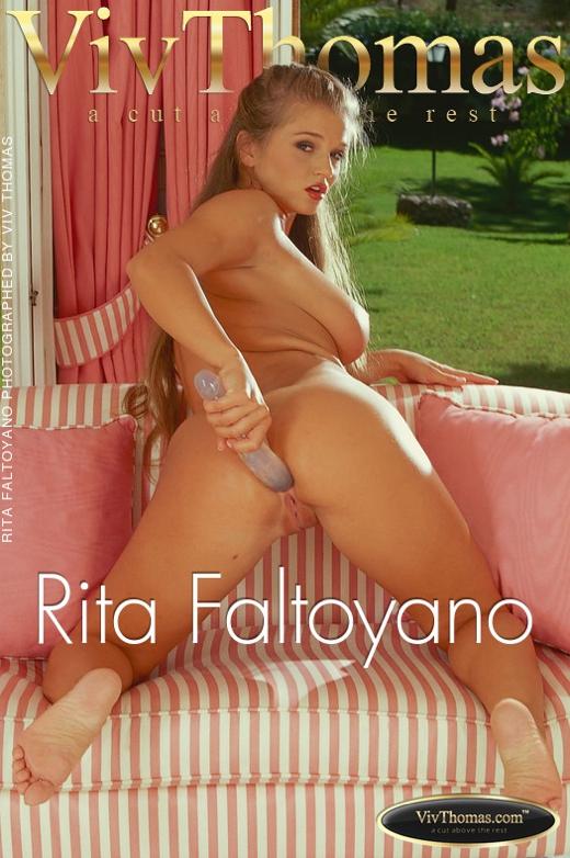 Rita Faltoyano - `Rita Faltoyano` - by Viv Thomas for VT ARCHIVES