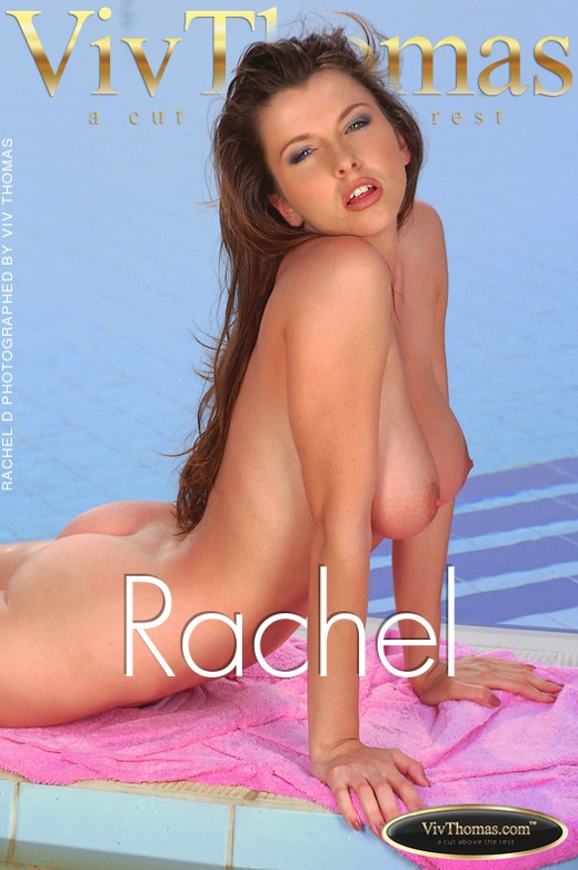 Rachel D - `Rachel` - by Viv Thomas for VT ARCHIVES
