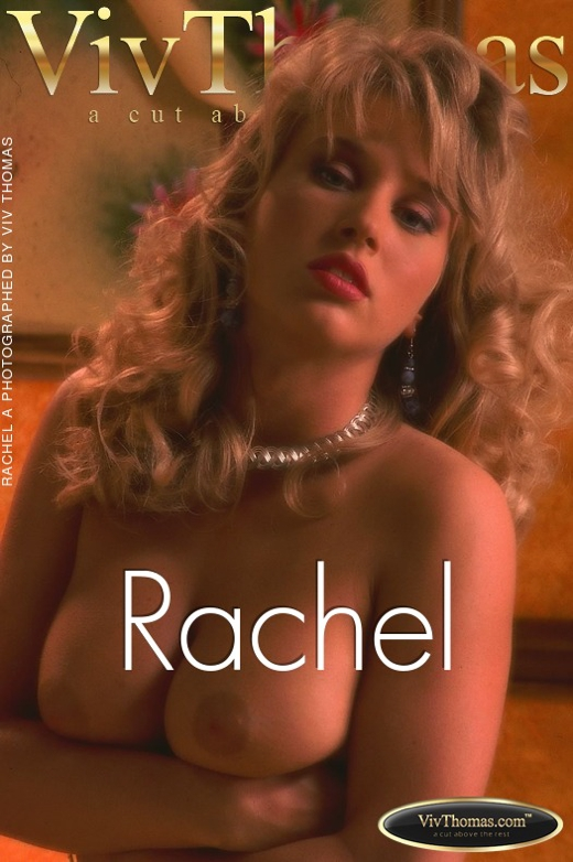 Rachel A - `Rachel` - by Viv Thomas for VT ARCHIVES