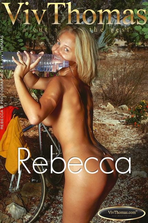 Rebecca B - `Rebecca` - by Viv Thomas for VT ARCHIVES