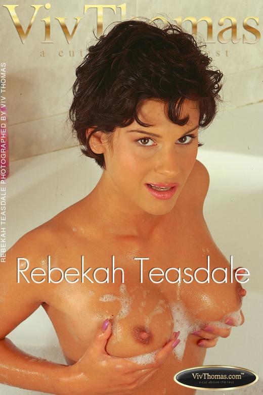 Rebekah Teasdale - `Rebekah Teesdale` - by Viv Thomas for VT ARCHIVES