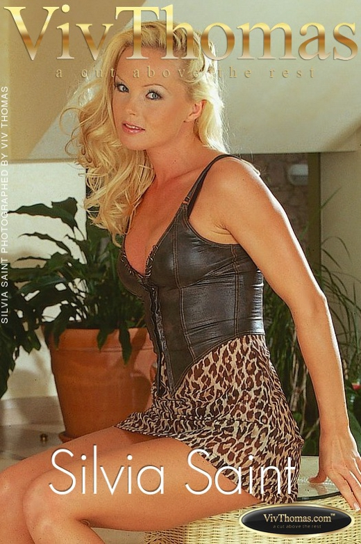 Silvia Saint - `Silvia Saint` - by Viv Thomas for VT ARCHIVES