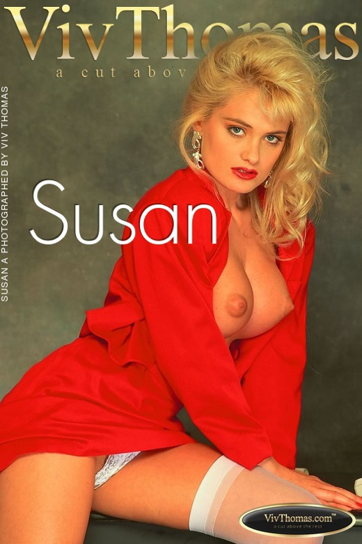 Susan A - `Susan` - by Viv Thomas for VT ARCHIVES