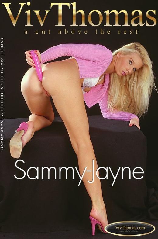 Sammy-Jayne A - `Sammy-Jayne` - by Viv Thomas for VT ARCHIVES