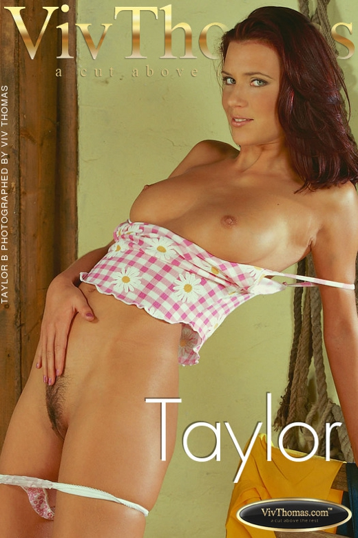 Taylor B - `Taylor` - by Viv Thomas for VT ARCHIVES