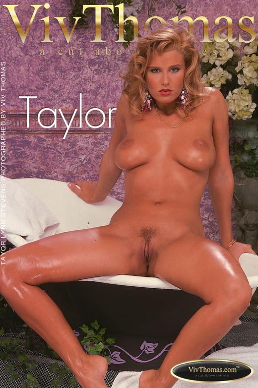 Tayor Lynn Stevens - `Taylor Lynn Stevens` - by Viv Thomas for VT ARCHIVES