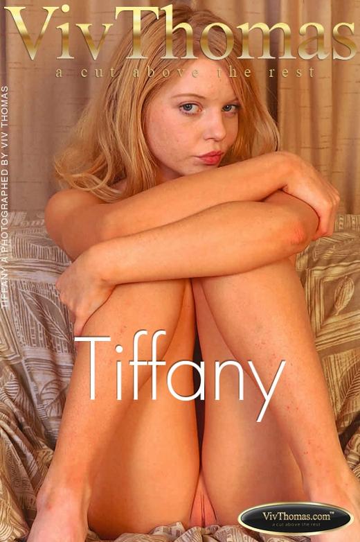 Tiffany A - `Tiffany` - by Viv Thomas for VT ARCHIVES
