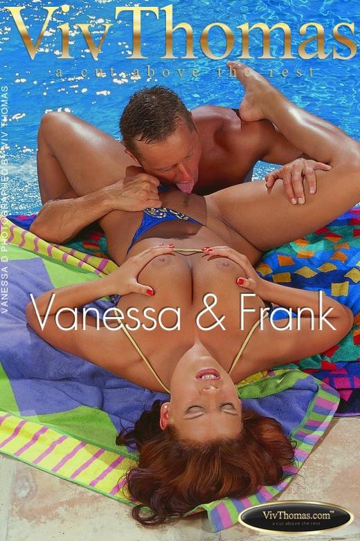 Vanessa D - `Vanessa & Frank` - by Viv Thomas for VT ARCHIVES