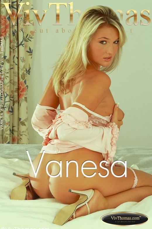 Vanesa A - `Vanesa` - by Viv Thomas for VT ARCHIVES