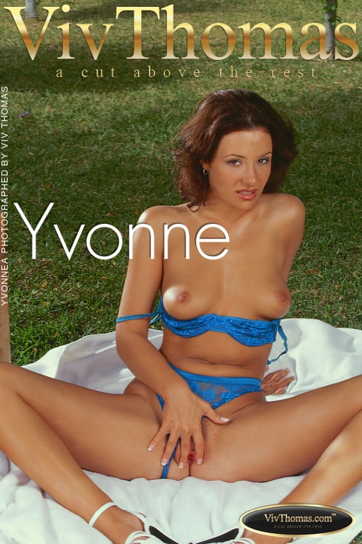 Yvonne A - `Ursula` - by Viv Thomas for VT ARCHIVES