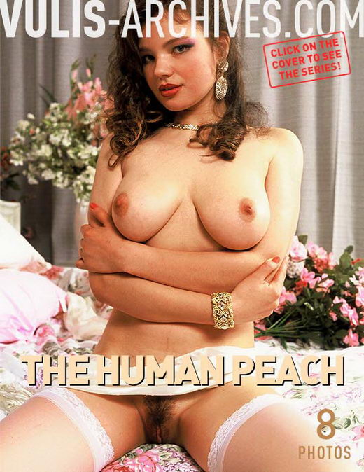 `The Human Peach` - by Ralf Vulis for VULIS-ARCHIVES