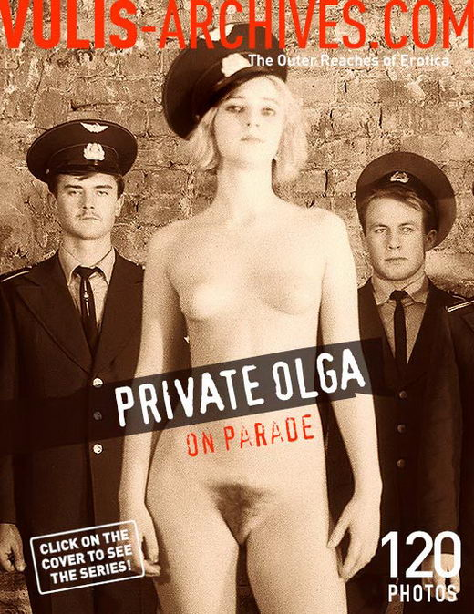 `Private Olga` - by Ralf Vulis for VULIS-ARCHIVES