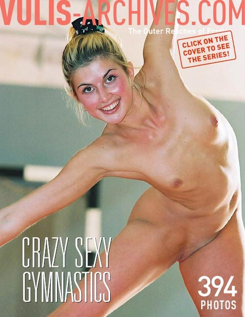 `Crazy Sexy Gymnastics` - by Ralf Vulis for VULIS-ARCHIVES
