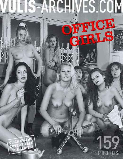 `Office Girls` - by Ralf Vulis for VULIS-ARCHIVES