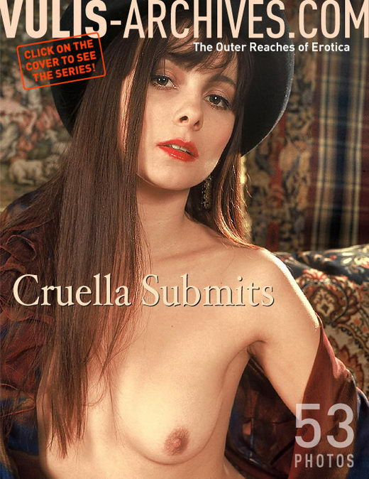 `Cruella Submits` - by Ralf Vulis for VULIS-ARCHIVES