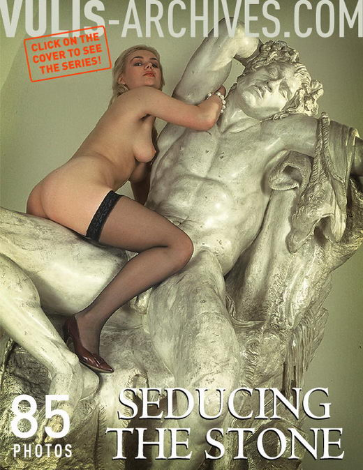 `Seducing the Stone` - by Ralf Vulis for VULIS-ARCHIVES