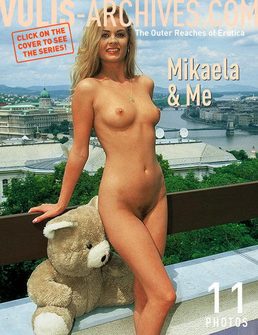 `Mikaela & Me` - by Ralf Vulis for VULIS-ARCHIVES