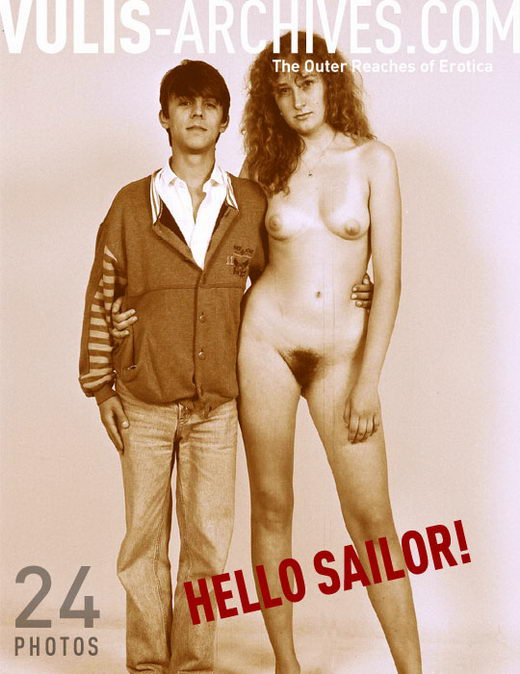`Hello Sailor!` - by Ralf Vulis for VULIS-ARCHIVES