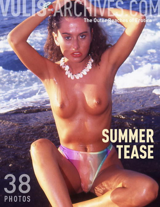 `Summer Tease` - by Ralf Vulis for VULIS-ARCHIVES