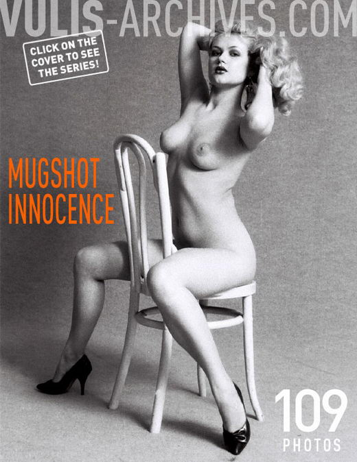 `Mugshot Inncocence` - by Ralf Vulis for VULIS-ARCHIVES