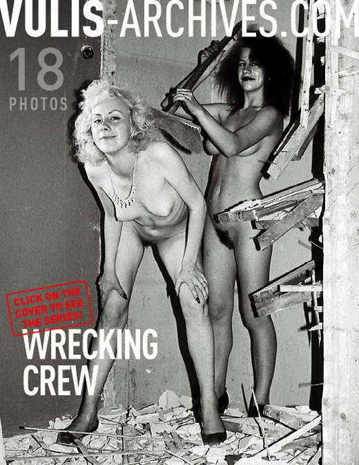 `Wrecking Crew` - by Ralf Vulis for VULIS-ARCHIVES