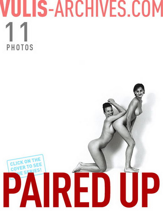 `Paired Up` - by Ralf Vulis for VULIS-ARCHIVES