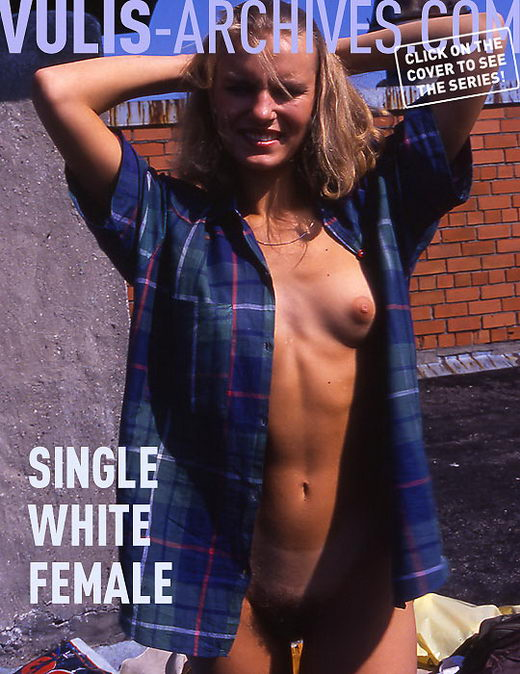 `Single White Female` - by Ralf Vulis for VULIS-ARCHIVES
