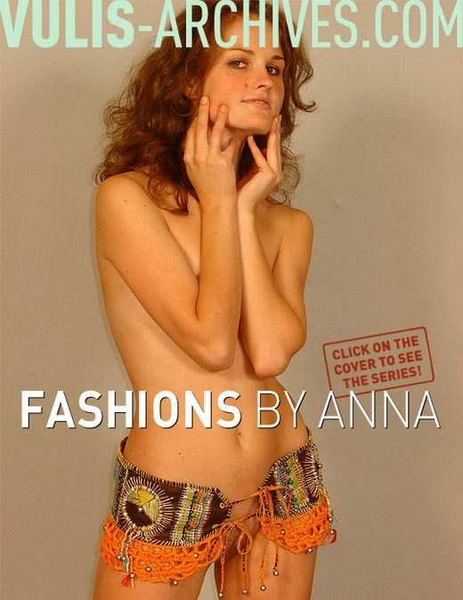 `Fashions by Anna` - by Ralf Vulis for VULIS-ARCHIVES