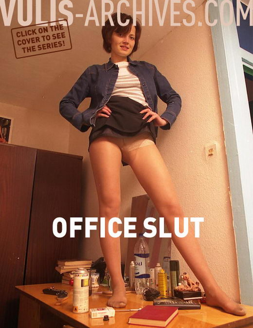 Office Slut gallery from VULIS-ARCHIVES by Ralf Vulis