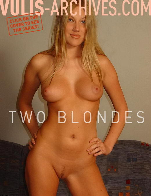 `2 Blondes` - by Ralf Vulis for VULIS-ARCHIVES