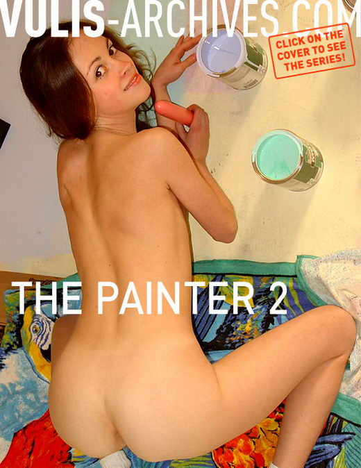`The Painter 2` - by Ralf Vulis for VULIS-ARCHIVES