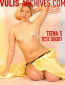 Teena's Test Shoot