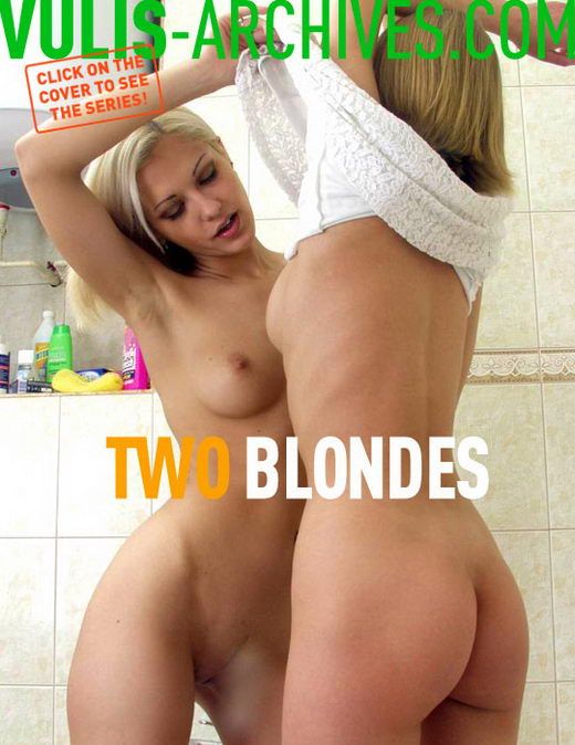 `Two Blondes` - by Ralf Vulis for VULIS-ARCHIVES