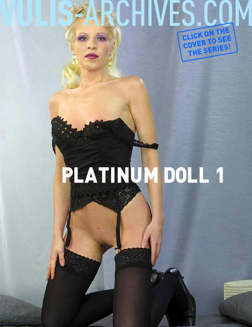 `Platinum Doll 1` - by Ralf Vulis for VULIS-ARCHIVES