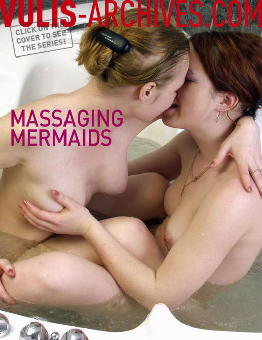 `Massaging Mermaids` - by Ralf Vulis for VULIS-ARCHIVES