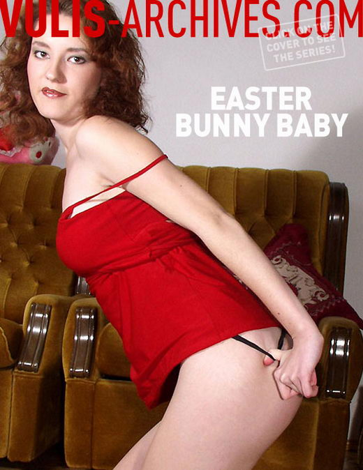 `Easter Bunny Baby` - by Ralf Vulis for VULIS-ARCHIVES