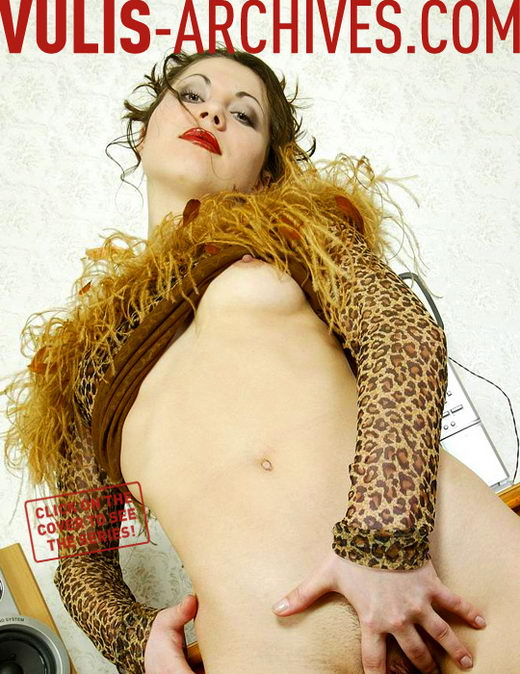 `Leopardess of Love` - by Ralf Vulis for VULIS-ARCHIVES
