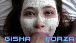 Gisha Forza  from WAKEUPNFUCK