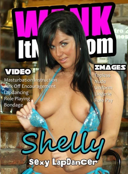 Shelly - for WANKITNOW