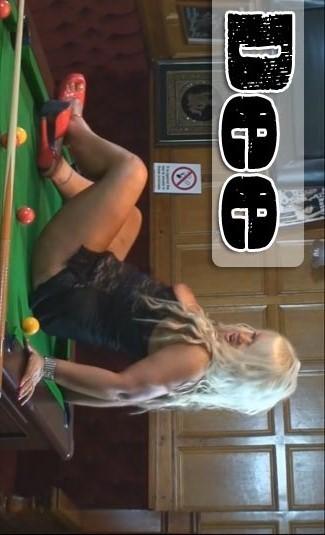 Dee - `Pool Fucker` - for WANKITNOW