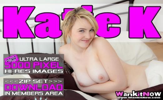Katie K - `Bedroom` - for WANKITNOW