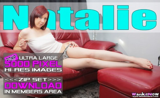 Nat H - `Red Sofa` - for WANKITNOW