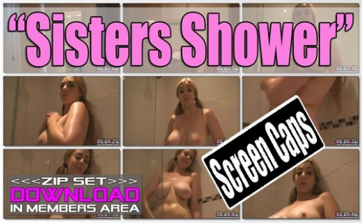 Sapphire - `Sisters Shower` - for WANKITNOW