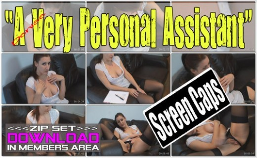 Denise - `A Very Personal Assistant` - for WANKITNOW