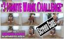 3 Minute Wank Challenge
